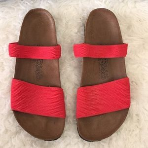 Birkenstock (birki's) sandals